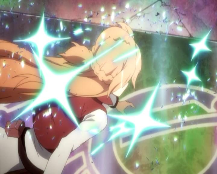 Sword Art Online Episodio 2 Mexico
