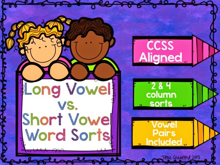 http://www.teacherspayteachers.com/Product/Short-vs-Long-Vowel-Sort-Pack-691007