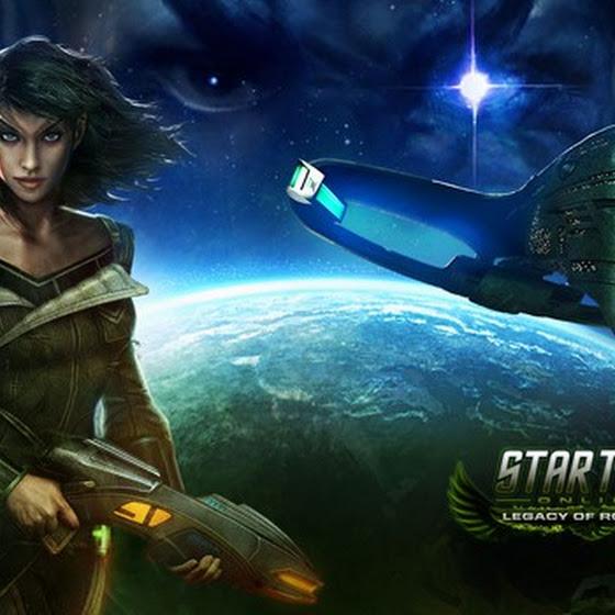 Star Trek 2009 And Star Trek Online