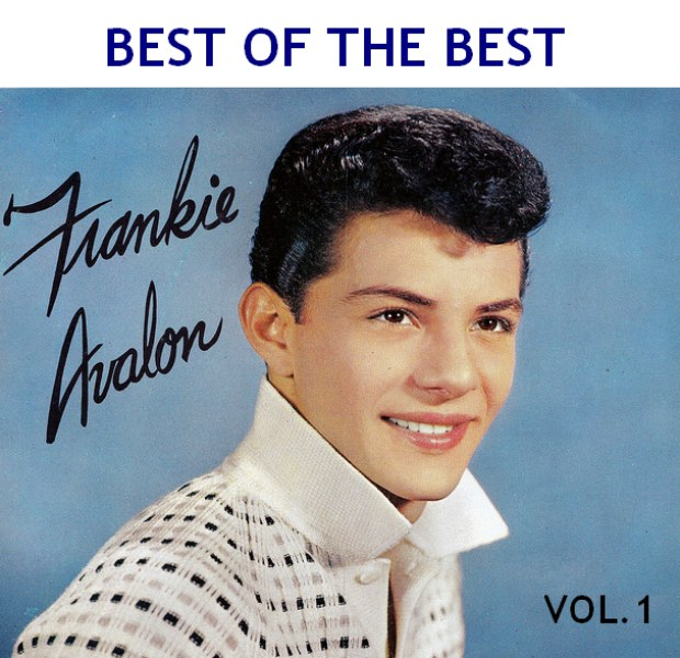 Frankie Avalon - The Young Frankie Avalon