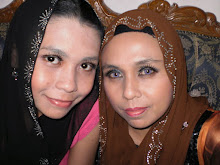 Puteri Najiha And Mama Lina.