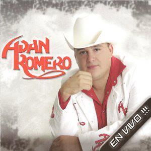 Adan Romero - En Vivo (2012)