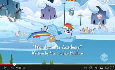 My Little Pony: Friendship is Magic - Wonderbolts Academy