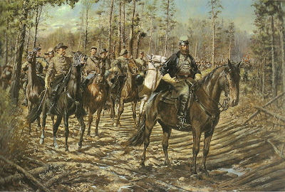 The Tunnel Wall: Coming in May, 150 years ago: The Battle ...