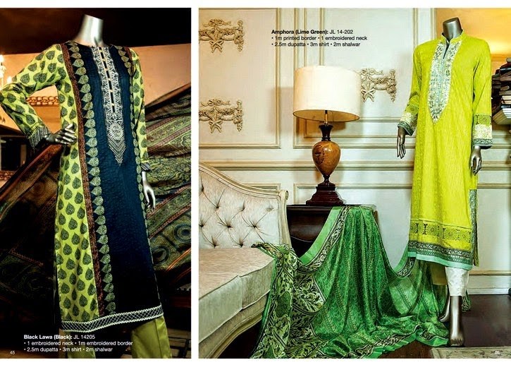 Junaid Jamshed Eid Collection