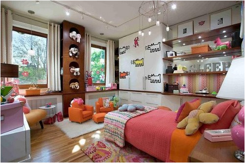 30 Traditional Young Girls Bedroom Ideas | Design Inspiration of ...