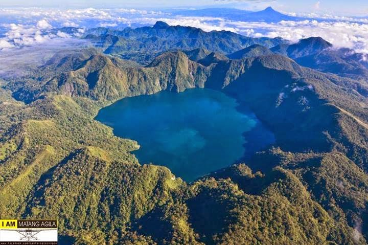 lake holon tboli