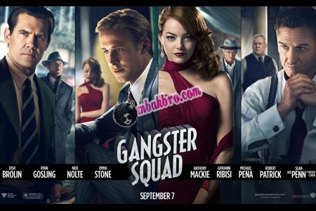 poster film Gangster Squad