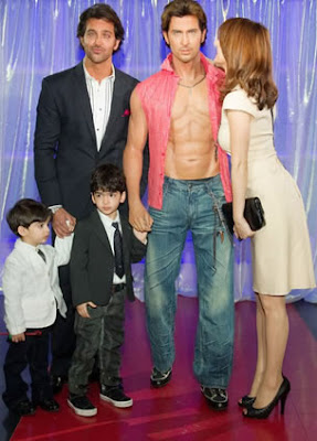 Hrithik Roshan and Family Pictures