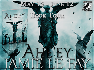 Ahe'ey Book Spotlight Tour