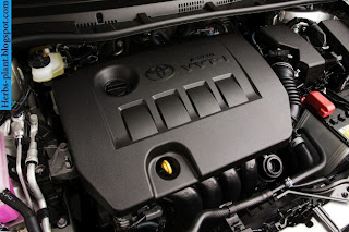 Toyota corolla car 2013 engine - صور محرك سيارة تويوتا كورولا 2013