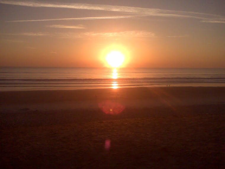 Sunrise in PVB