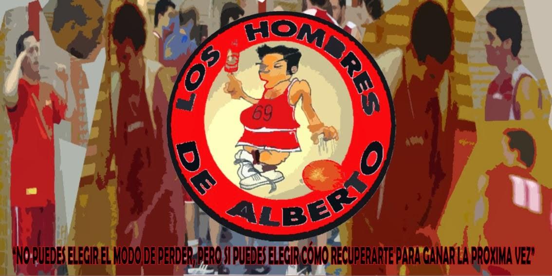 ¡¡¡Los Hombres de Alberto!!!