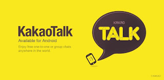 Aplikasi Kakao Talk Untuk Android