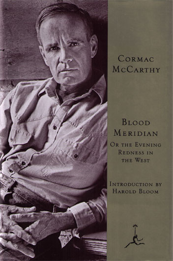 blood meridian judge holden essay Everything you ever wanted to know about the judge in blood meridian, written by masters of this stuff just for you.