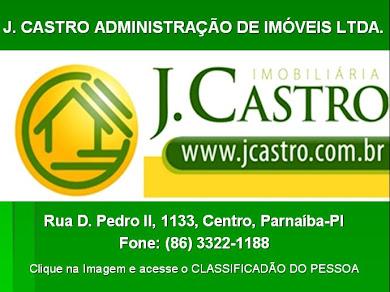 J. CASTRO ADMINISTRAÇÃO DE IMÓVEIS