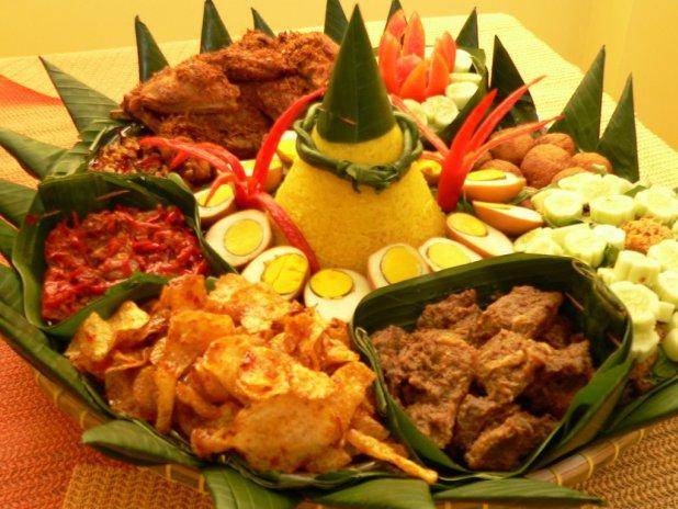 Nasi Tumpeng Enak Catering Harian Jogja