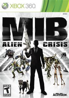 Men In Black Alien Crisis   XBOX 360