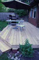 The new deck - completed (no stain yet) :: The Deck Odyssey (All Pretty Things)
