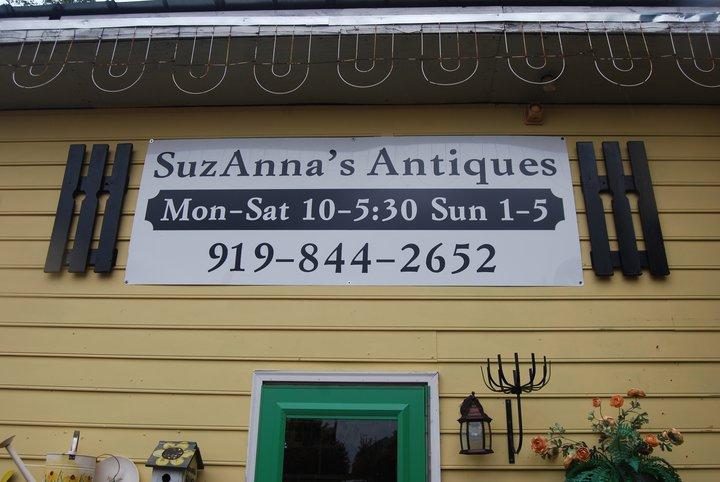 SuzAnna's Antiques