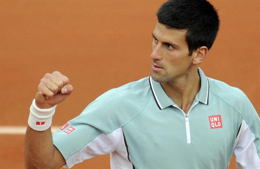Novack Djokovic vs. Phillipp Kohschreiber