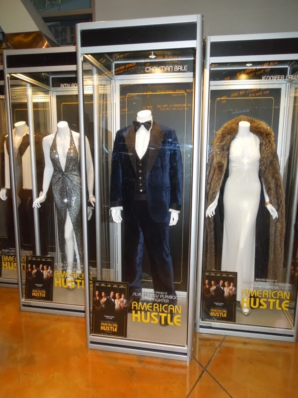 American Hustle film costumes