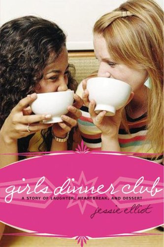 Girls Dinner Club book cover
