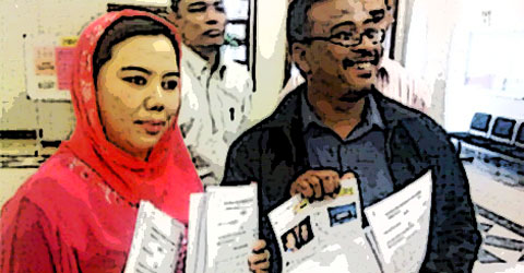Saman Ummi Hafilda terhadap Baginda dibatalkan? Kenapa?