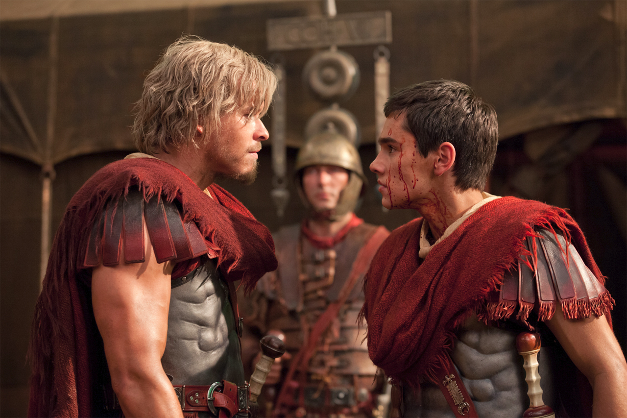 Pop Classics: Spartacus War of the Damned: Men of Honour