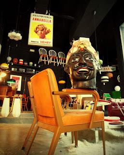 Mercadillo Desembalage vintage calle La Luz Zaragoza