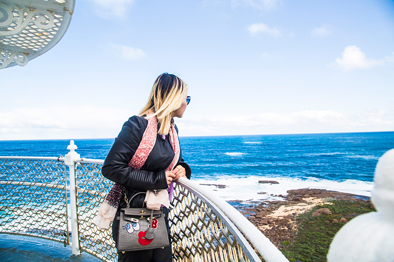 CrystalPhuong- Singapore Travel Blog- On top of Cape Leeuwin Lighthouse
