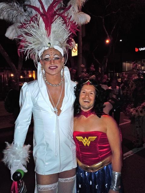 Drag WEHO Halloween Carnaval