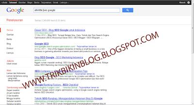Cara Mempertahankan Posisi Ranking Posting di SERP Google