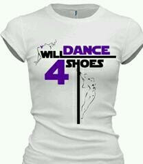 """Will Dance 4 Shoes"""