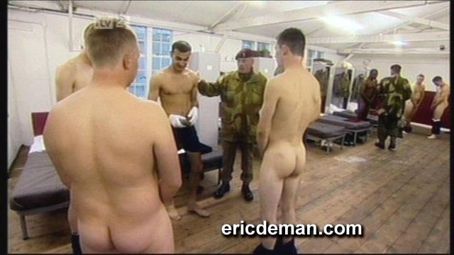 Naked army men previews