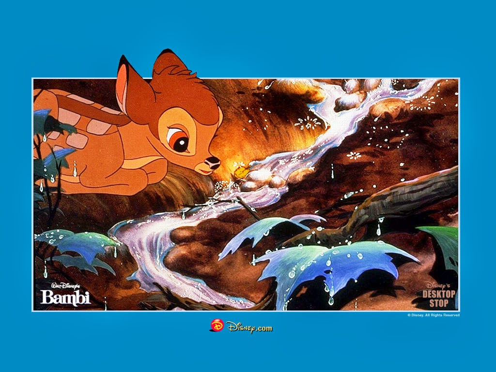 free desktop wallpaper bambi wallpaper