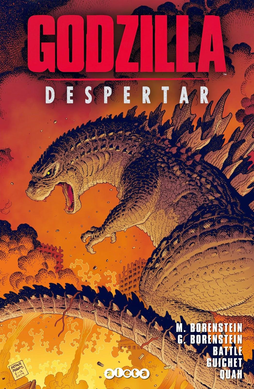 Godzilla Aleta Ediciones