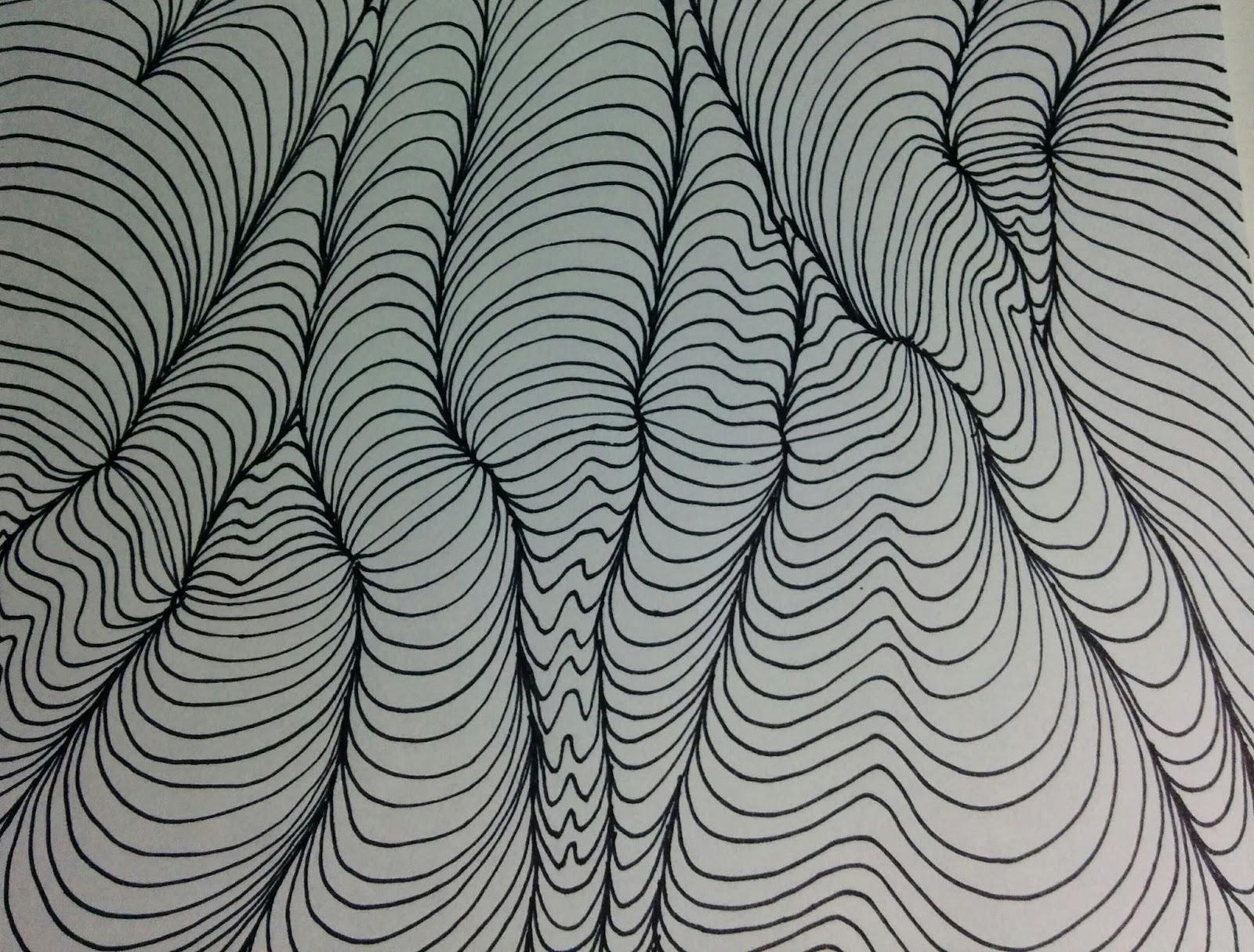 Line Art Photo Tutorial : Susie qute: simple pleasures: line art tutorial