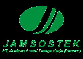 Jamsostek Logo Vector download free