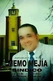 Memo Mejía, alcalde!
