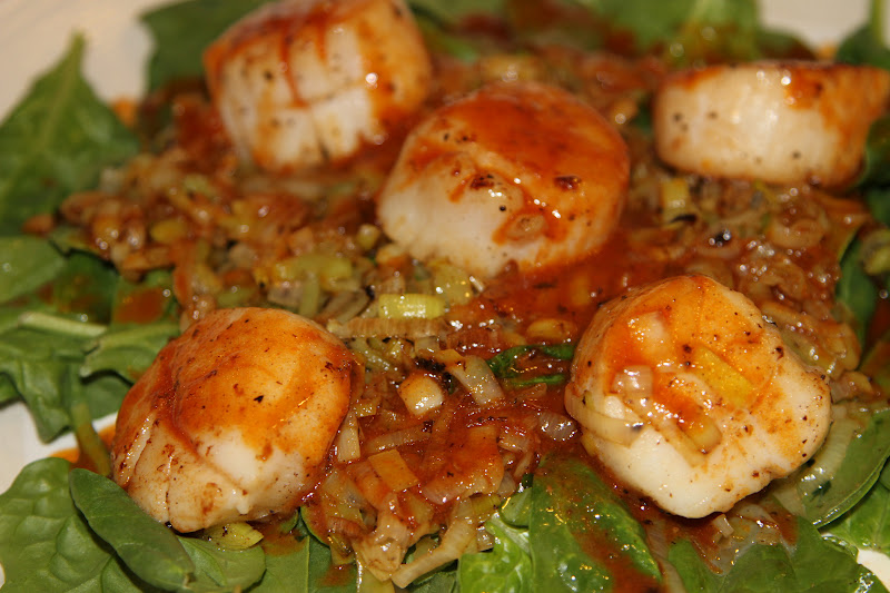 Tasty Travels... food talks, I listen: Spinach Salad with ...