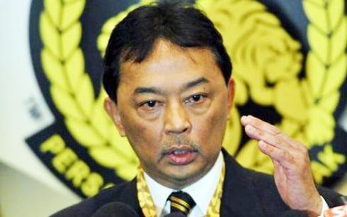 Tengku-Abdullah-Fam