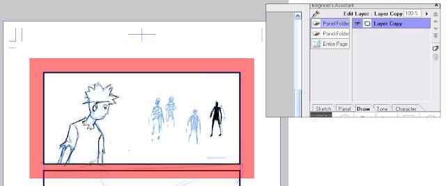 Haciendo una página de comic con Manga Studio