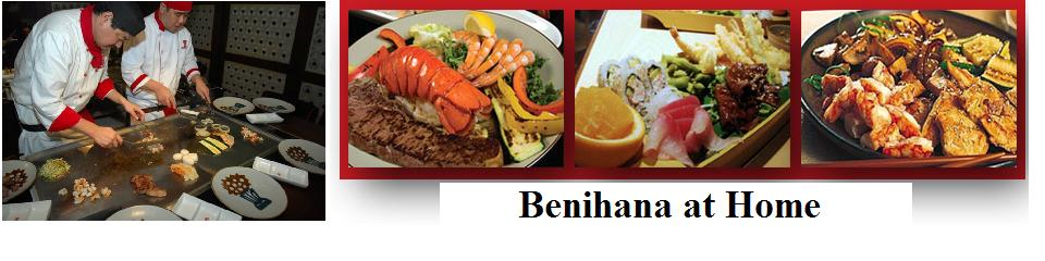 Benihana Copycat Recipes