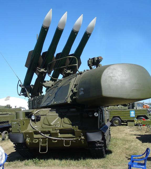 SA-17 Grizzly (BUK-M1)
