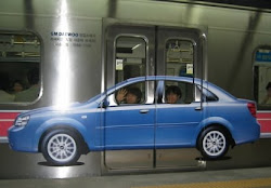 Car On Train