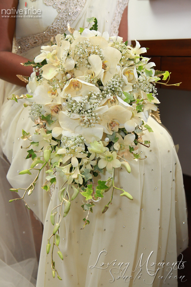 A Grand And Elegant Bouquet For Sonali