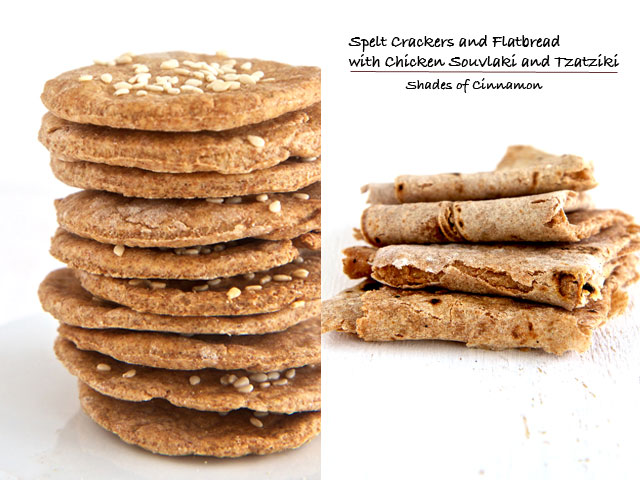 ... ~Fun: SPELT SESAME SEED CRACKERS & FLATBREAD RECIPES ~ for Type-Os