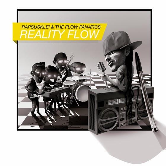 Rapsusklei & The Flow Fanatics - Con 33