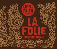 New Belgium La Folie 2013